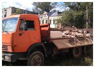 Вывоза строительного мусора