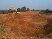 Спецтехника для разработки грунта